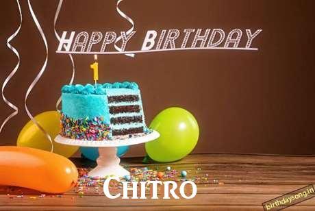 Chitro Birthday Celebration