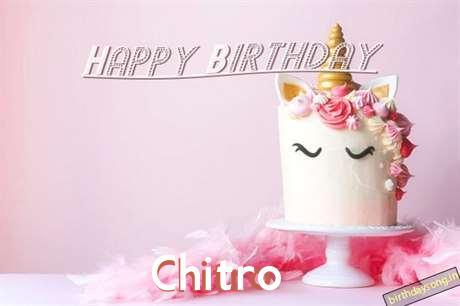 Happy Birthday Cake for Chitro