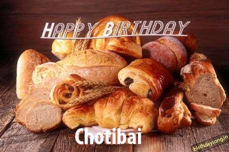 Happy Birthday to You Chotibai