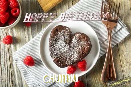 Happy Birthday to You Chumki