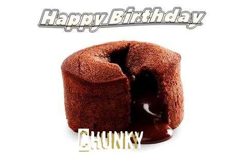 Chunky Cakes