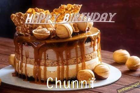 Happy Birthday Chunni