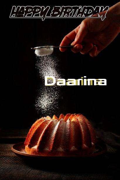 Birthday Images for Daarina
