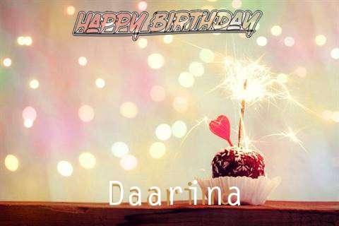 Daarina Birthday Celebration