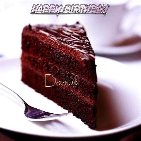 Happy Birthday Daaud