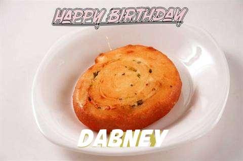 Happy Birthday Cake for Dabney
