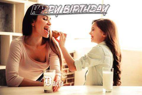 Dacia Birthday Celebration