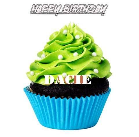 Happy Birthday Dacie