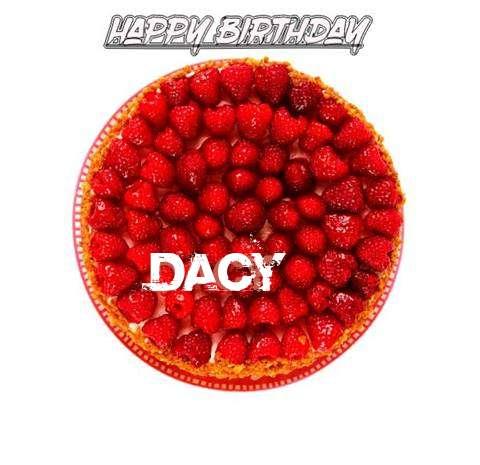 Happy Birthday to You Dacy