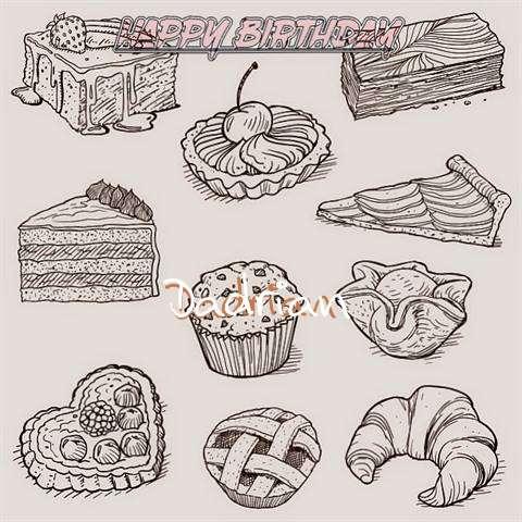 Happy Birthday to You Dadrian