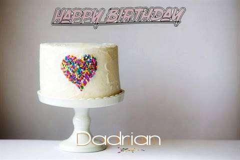 Dadrian Cakes