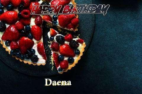 Daena Birthday Celebration