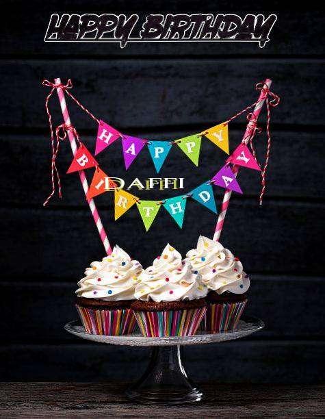 Happy Birthday Daffi