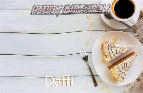 Daffi Cakes