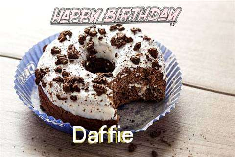 Happy Birthday Daffie