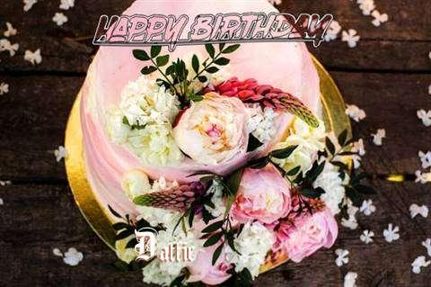 Daffie Birthday Celebration