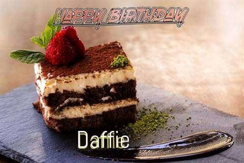 Daffie Cakes