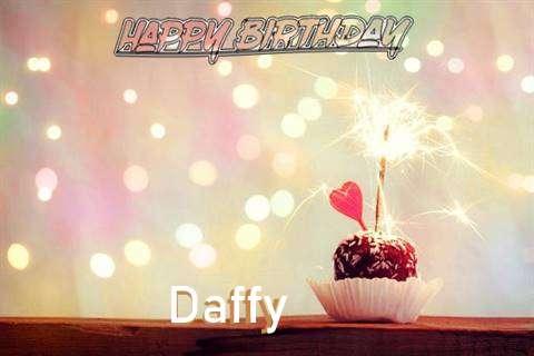 Daffy Birthday Celebration