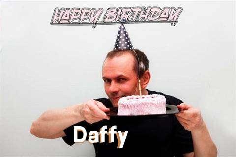 Daffy Cakes