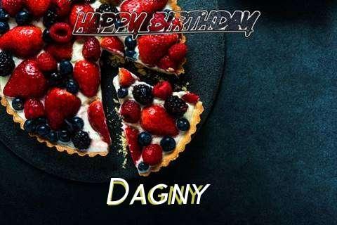 Dagny Birthday Celebration