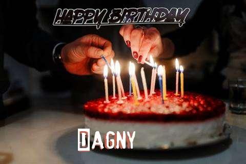 Dagny Cakes