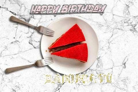 Happy Birthday Dagoberto