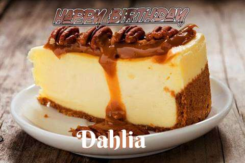 Dahlia Birthday Celebration