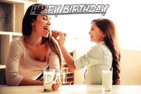 Dai Birthday Celebration
