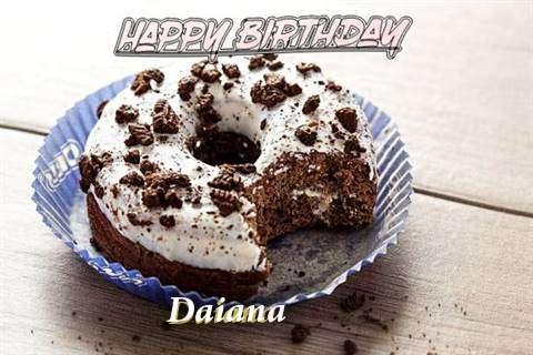Happy Birthday Daiana
