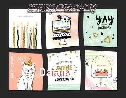 Wish Daiana