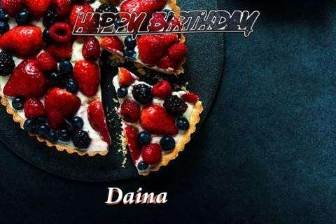 Daina Birthday Celebration