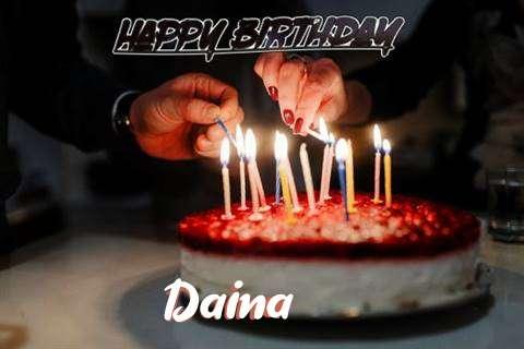 Daina Cakes
