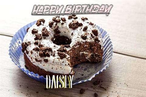 Happy Birthday Daisey
