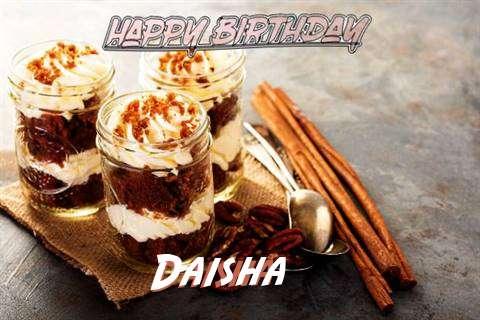 Daisha Birthday Celebration