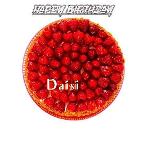 Happy Birthday to You Daisi