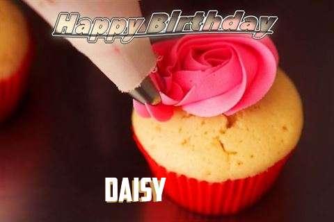 Happy Birthday Wishes for Daisy