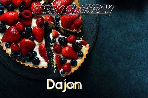 Dajon Birthday Celebration