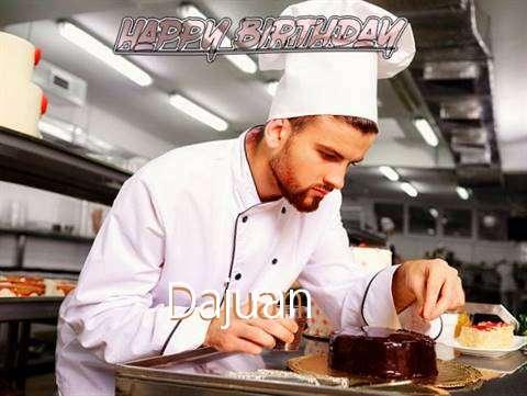 Happy Birthday to You Dajuan