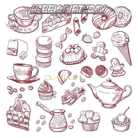 Happy Birthday Wishes for Dakch
