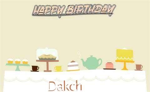 Dakch Cakes