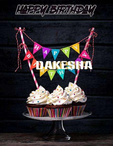 Happy Birthday Dakesha