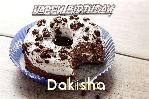 Happy Birthday Dakisha