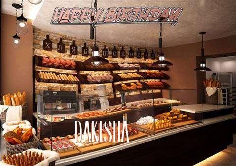 Birthday Wishes with Images of Dakisha