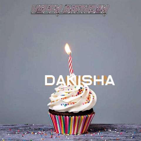 Happy Birthday to You Dakisha