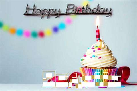 Happy Birthday Dakota Cake Image