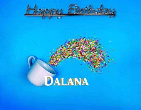 Birthday Images for Dalana