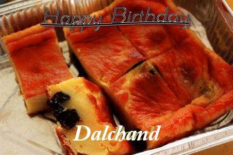 Happy Birthday Cake for Dalchand