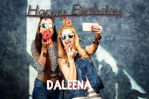 Happy Birthday to You Daleena