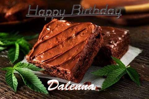 Happy Birthday Dalenna
