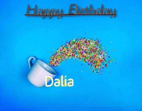 Birthday Images for Dalia